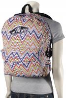 Vans Realm Backpack - Chevron Multi / True White