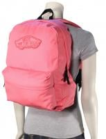 Vans Realm Backpack - Camellia Rose