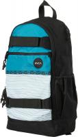 RVCA Capital Push Skate Backpack - White