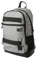 RVCA Curb 27L Backpack - Heather Grey