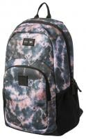 RVCA Estate 28L Backpack - Black / Purple