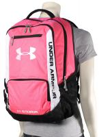 Under Armour Hustle Storm Backpack - Pinkadelic