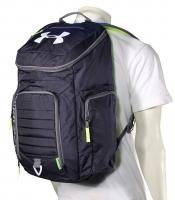 Under Armour Undeniable Backpack - Navy / White