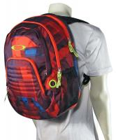 Oakley Flak Pack XL Backpack - Red Print