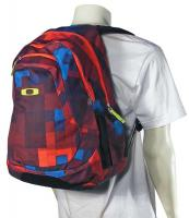 Oakley Base Load XL Backpack - Red Print
