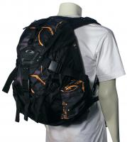 Oakley Icon 3.0 Backpack - Grey / Orange
