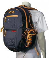 Oakley Arsenal Backpack - Grey / Orange