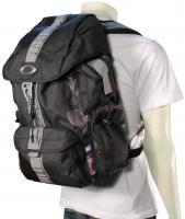 Oakley Dry Goods Backpack - Red Line