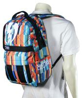 Electric Caliber New Backpack - Digital Stripe