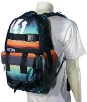 Electric Recoil New Backpack - Atlantic