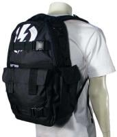 Electric Recoil New Backpack - Black