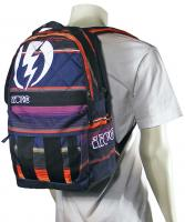 Electric Caliber New Backpack - Stripe Blanket