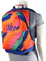 Volcom Going Back Backpack - Multi Stripe