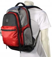 Volcom Automation Backpack - Crimson