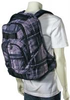 Volcom Equilibrium Backpack - New Plaid