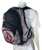 Volcom Purma Backpack - White Combo