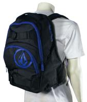 Volcom Equilibrium Backpack - Black / Navy