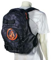Volcom Equilibrium Backpack - Black Combo