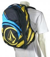 Volcom Purma Backpack - Yellow Flash