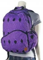 Volcom Going Study Backpack - Vibrant Purple