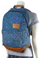 Volcom Going Back Backpack - Emerald Green