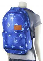 Volcom Going Back Backpack - Denim