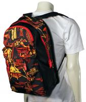 Volcom Prohibit Backpack - Black Combo