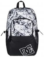 DC Detention Backpack - Lily White Storm Print