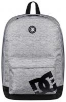 DC Backstack Backpack - Grey Heather