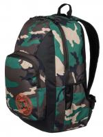 DC The Locker 23L Backpack - Camo