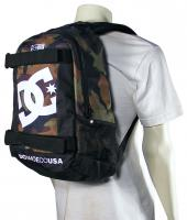 DC Seven Point 5 Backpack - Camo