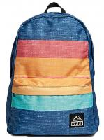 Reef Moving On Backpack - Blue / Multi