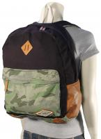 Billabong Hidden Trek Backpack - Off Black
