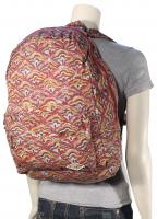 Billabong Hand Over Love Backpack - Black Cherry