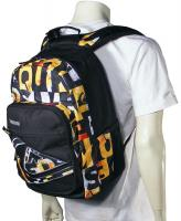 Quiksilver Schoolie Backpack - Dissolved Sunset