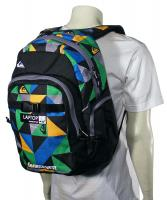 Quiksilver Syncro Backpack - Tanked Multi
