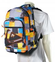 Quiksilver Schoolie Backpack - Plasma Quartz