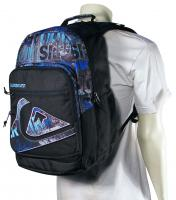 Quiksilver Schoolie Backpack - Good Day Blue