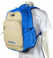 Quiksilver Schoolie Laptop Backpack - Guzzler