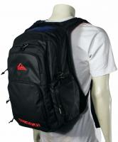 Quiksilver 1969 Special Backpack - Black / Red