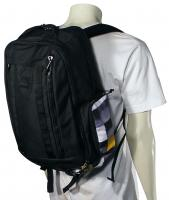 Quiksilver Holster Backpack - Redemption Rasta