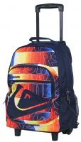 Quiksilver Rollout Backpack - Get Weird Sunrise