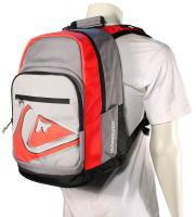 Quiksilver Schoolie Backpack - Stripe Radio Active