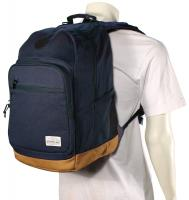 Quiksilver Schoolie Backpack - Navy Blazer