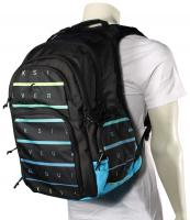 Quiksilver 1969 Special Backpack - Stacks on Black