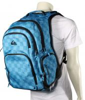 Quiksilver 1969 Special Backpack - Small Checks Cyan