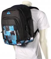 Quiksilver Schoolie Backpack - Space DNA Ocean
