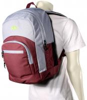 Quiksilver Schoolie Backpack - Flint Stone