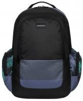 Quiksilver Schoolie Backpack - BP Cut Out Black