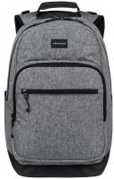 Quiksilver Schoolie Special Backpack - Light Grey Heather